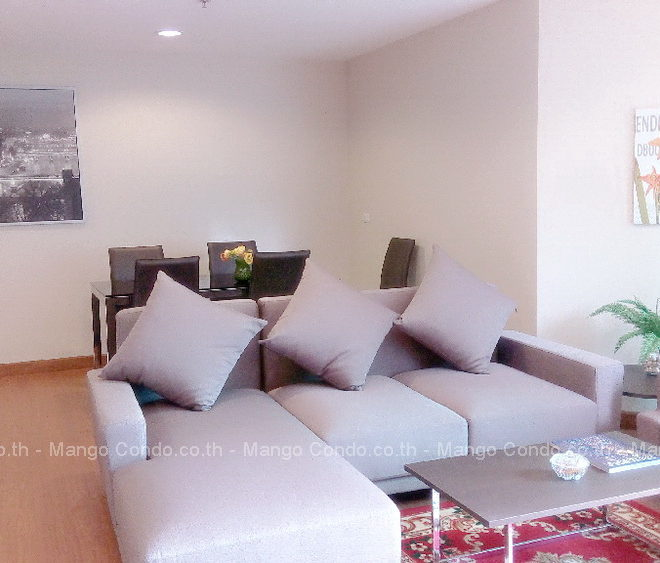 2 bed 2 baht Belle Grand Rama 9