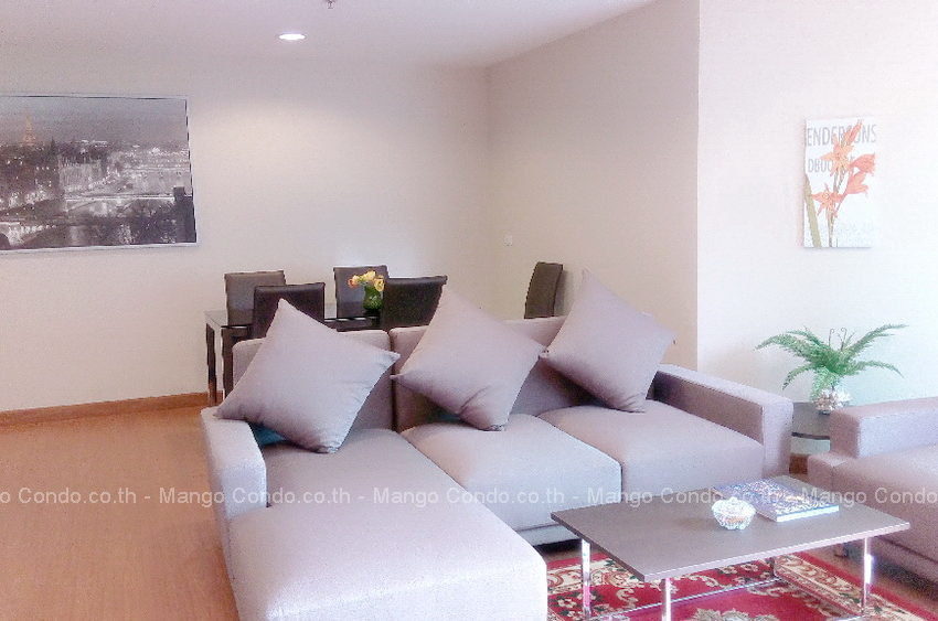 2 bed 2 baht Belle Grand Rama 9 (1) mc