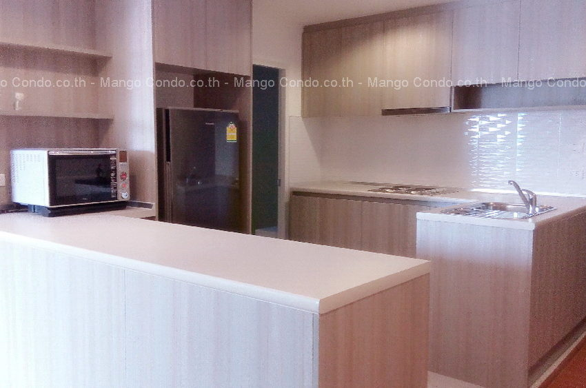 2 bed 2 baht Belle Grand Rama 9 (8) mc