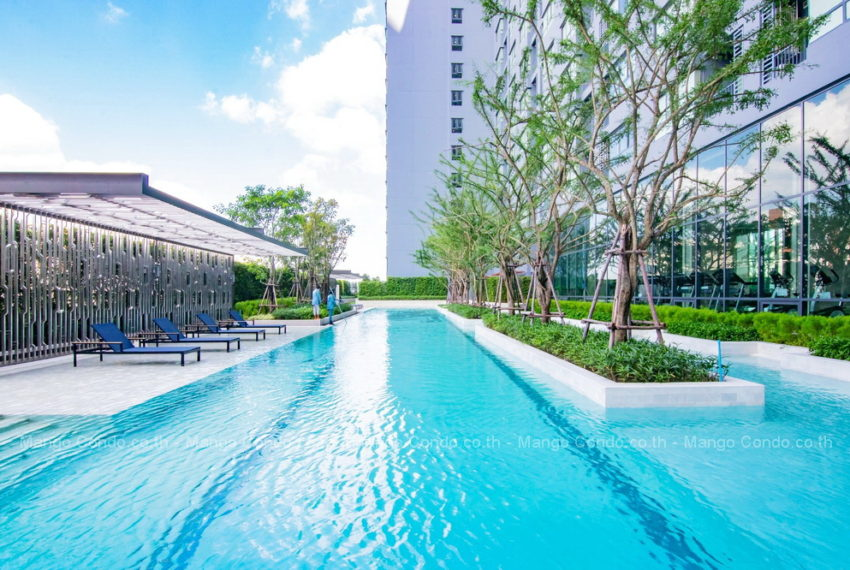 2 bed Ideo Sukhumvit 93 (101) mc