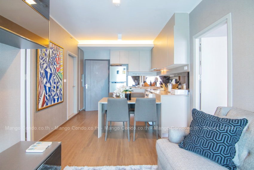 2 bed Ideo Sukhumvit 93 (111) mc