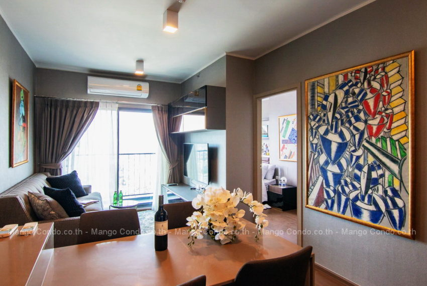 2 bed Ideo Sukhumvit 93 (126) mc