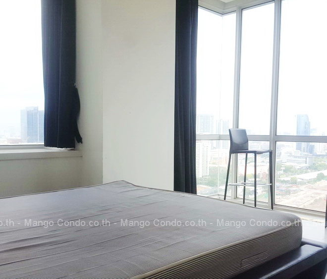 TC Green Rama 9 2bed for rent