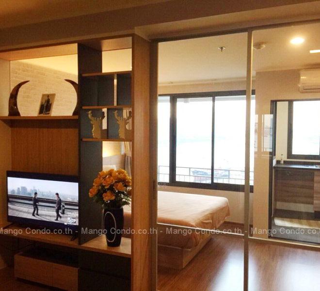 U Delight Residence Riverfront Rama 3
