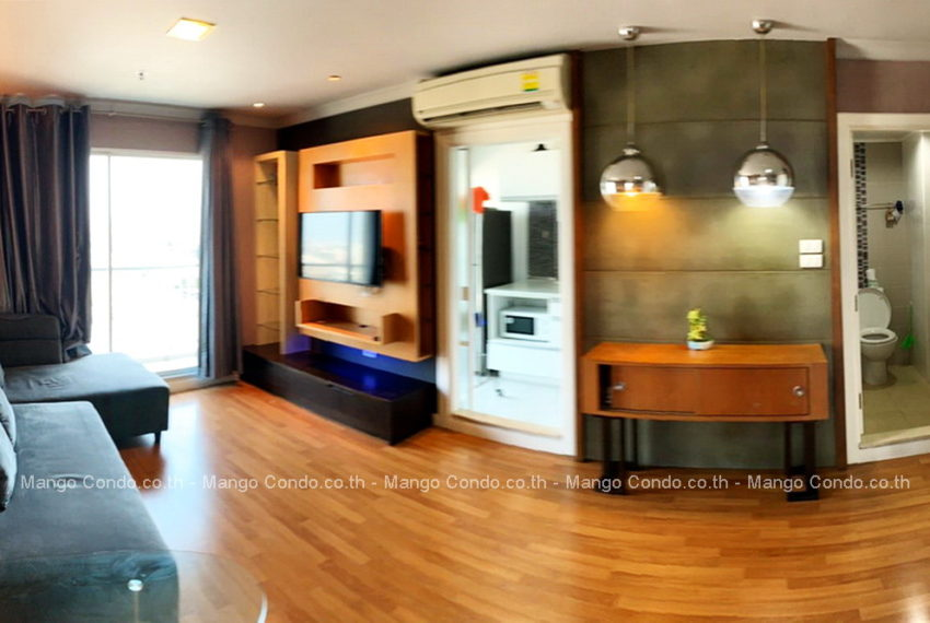 Lumpini Place Rama9 2Bedroom for rent (8) mc