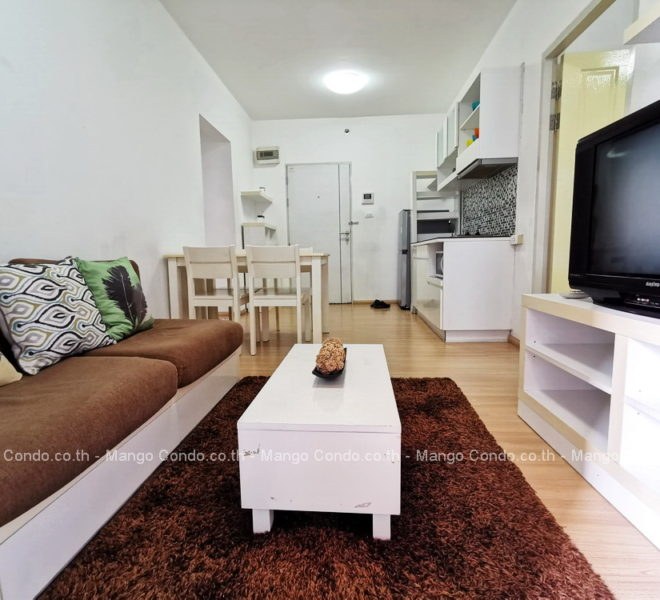 2 bed 2 bath near MRT Rama9