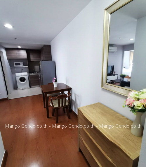 Belle Grand Rama9 1Bed For rent (1) mc