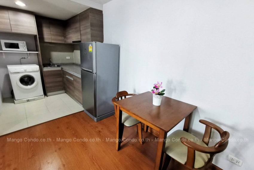 Belle Grand Rama9 1Bed For rent (4) mc