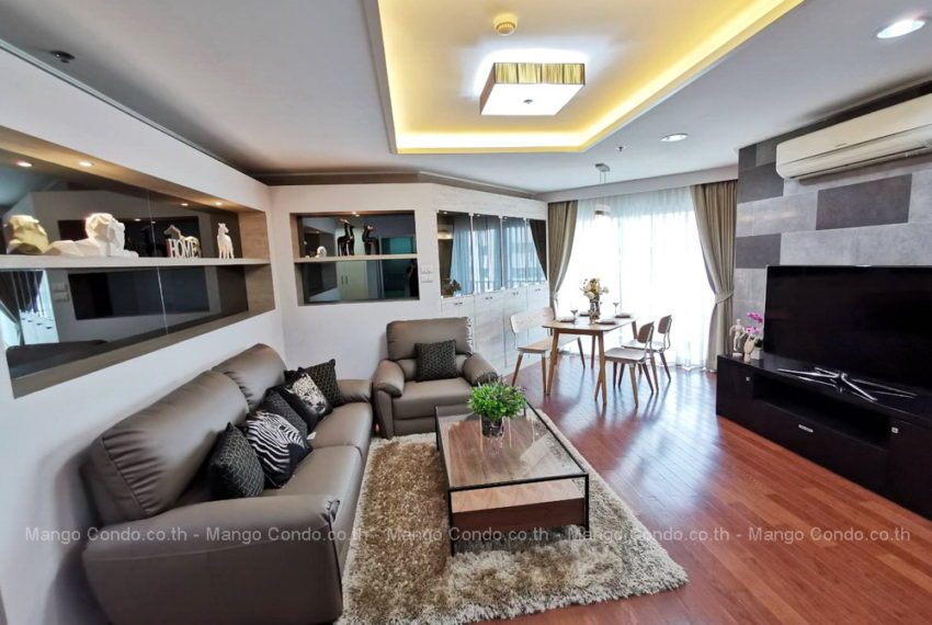 Belle Grand Rama9 3 Bedroom For rent_21 mc