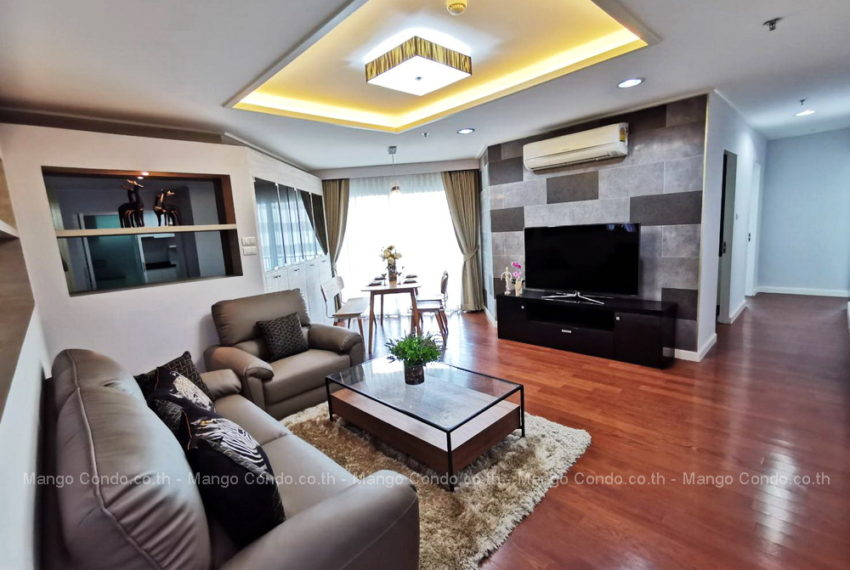 Belle Grand Rama9 3 Bedroom For rent_22 mc