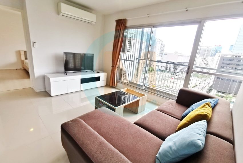 Aspire Rama9 2Bed 2Bath for rent