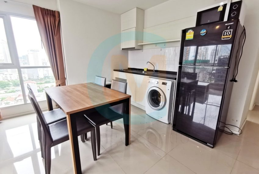 Aspire Rama9 2Bed 2Bath for rent (7)