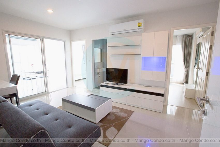 Aspire rama9 2bed 1bath