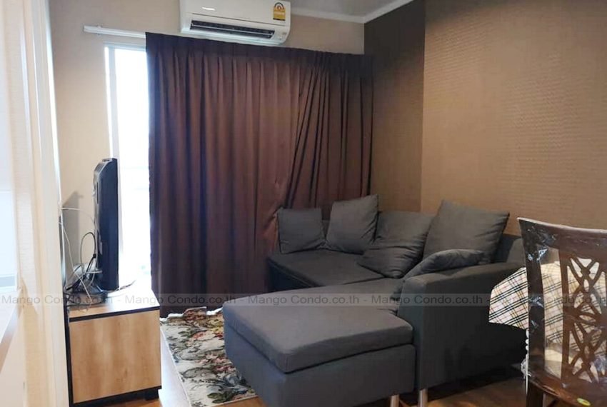 Lumpini Park Rama9 size 30 sqm for rent_8