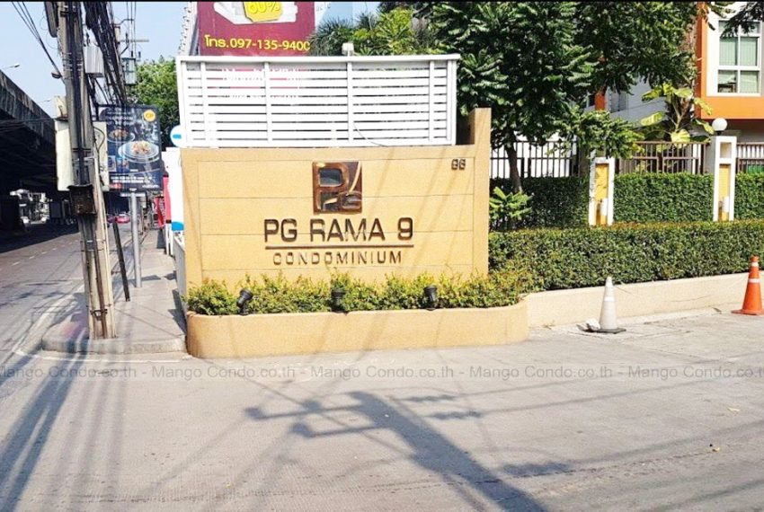 PG1 Rama9 1Bed for rent