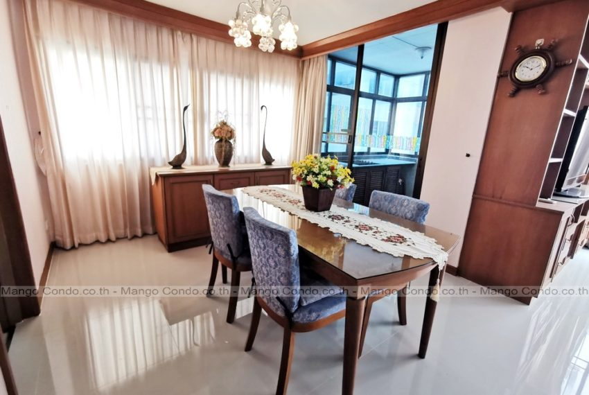 Ratchada City Resort 2Bed For rent_11