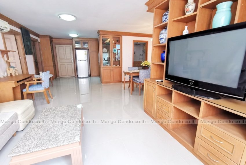 Ratchada City Resort 2Bed For rent_12