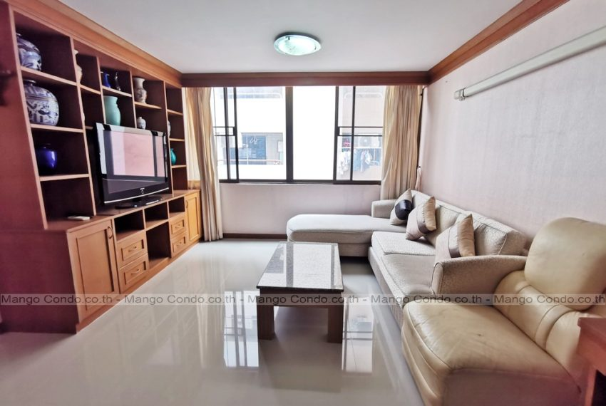 Ratchada City Resort 2Bed For rent_15