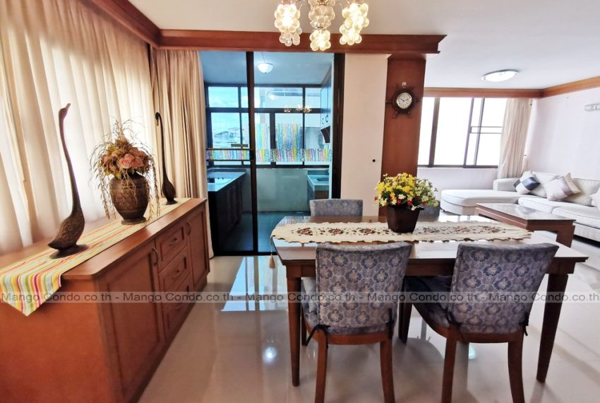 Ratchada City Resort 2Bed For rent_19