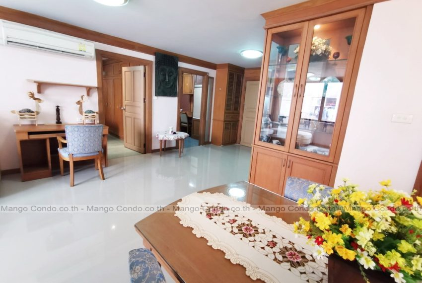 Ratchada City Resort 2Bed For rent_20