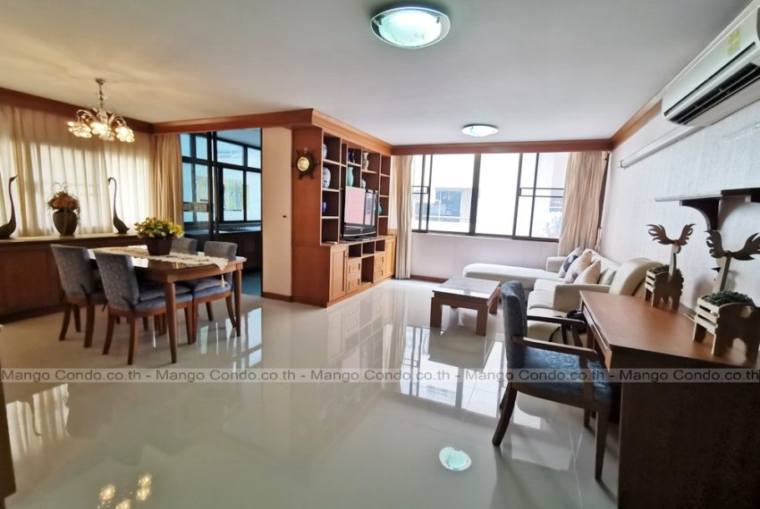 Ratchada City Resort 2Bed For rent_24