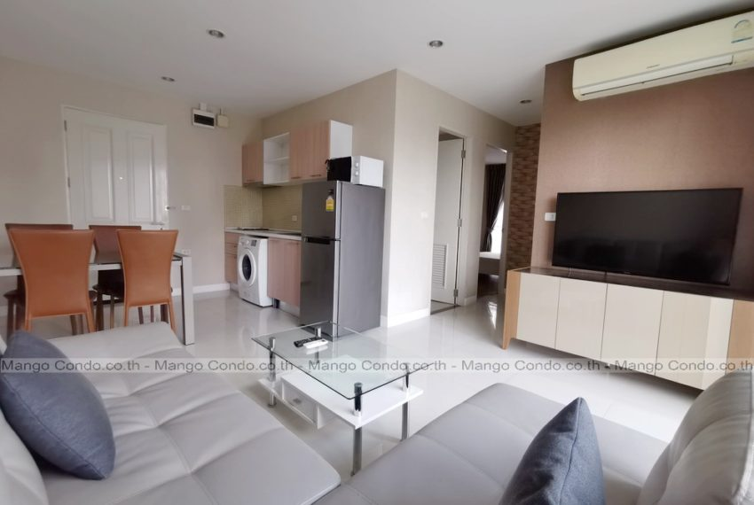 The Mark Ratchada Airport Link Makkasan 2Bed (4)