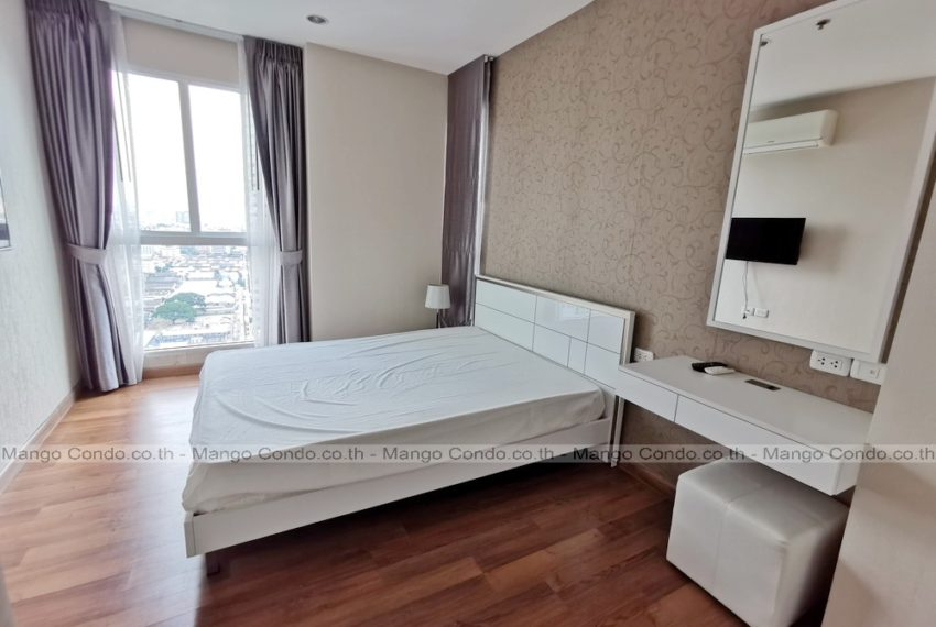 The Mark Ratchada Airport Link Makkasan 2Bed (6)