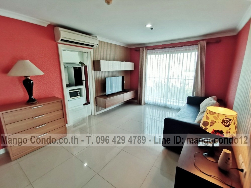 lumpini place rama9 2bed Rent