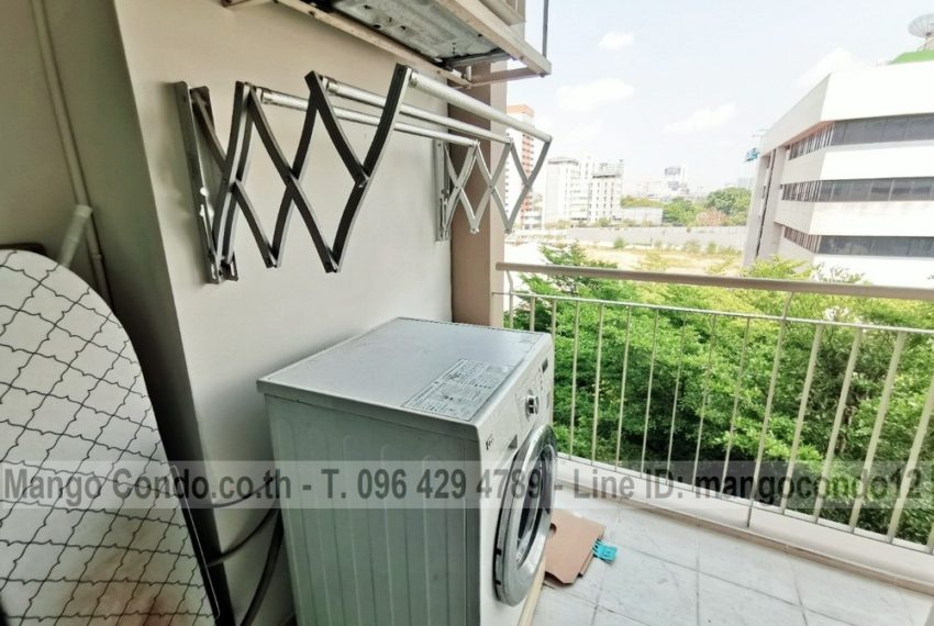 Lumpini Place Rama9 2bed for rent_15