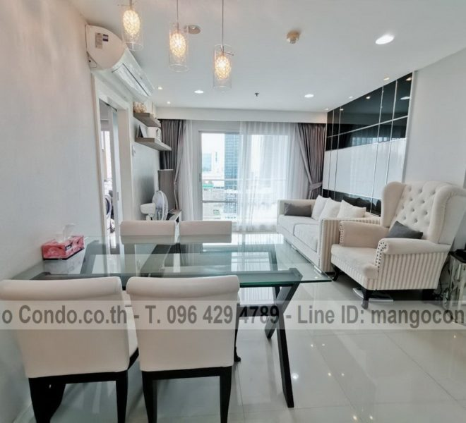 Lumpini Place Rama9 2bedroom For rent