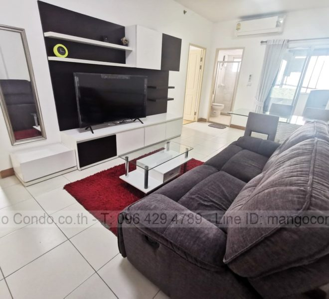 Supalai Park Asoke-Ratchada 2 Bedroom