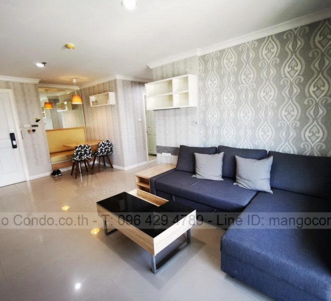 For rent Lumpini Place Rama9 2 Bed