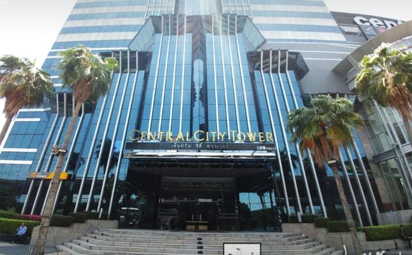 Office for rent Central city tower