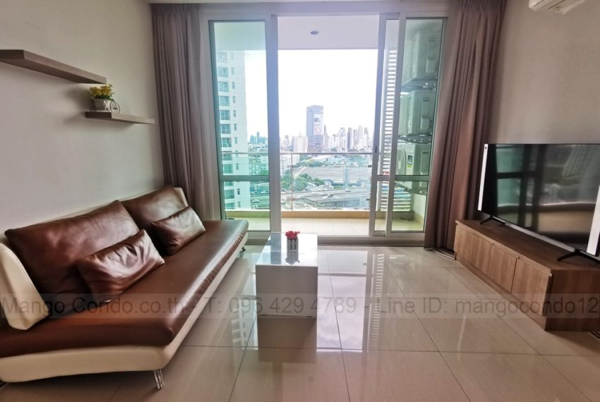 TC Green Rama9 2Bed For Rent_26