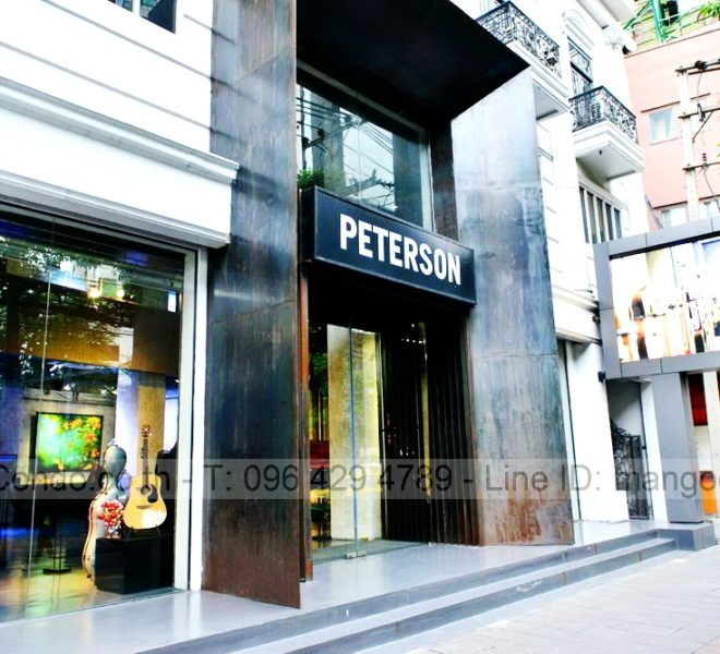 OFFICE SPACE FOR RENT PETERSON building